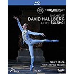 The Art of David Hallberg At The Bolshoi [Svetlana Zakharova; David Hallberg; Maria Allash; The Bolshoi Theatre Orchestra; Alexey Bogorad] [Belair Classiques: BAC618] [Blu-ray]